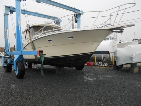 Atlantic 34 SPORTSMAN w 160 HRS