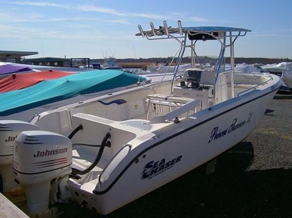 Sea Chaser 2600 CC