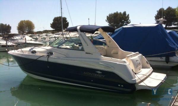 Monterey 302 Cruiser foto