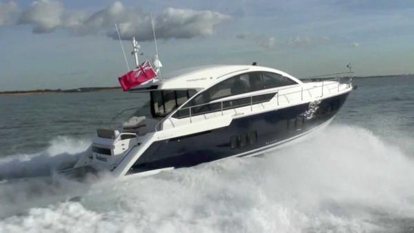 "Fairline Targa 50 GT 2013 Fairline 50' ''El Plan Maestro"" - Profile"