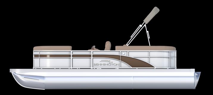 Bennington 22 SSRX SPS