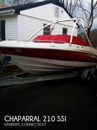 Chaparral 210 SSi 2008 Chaparral 210 SSI for sale in Danbury, CT