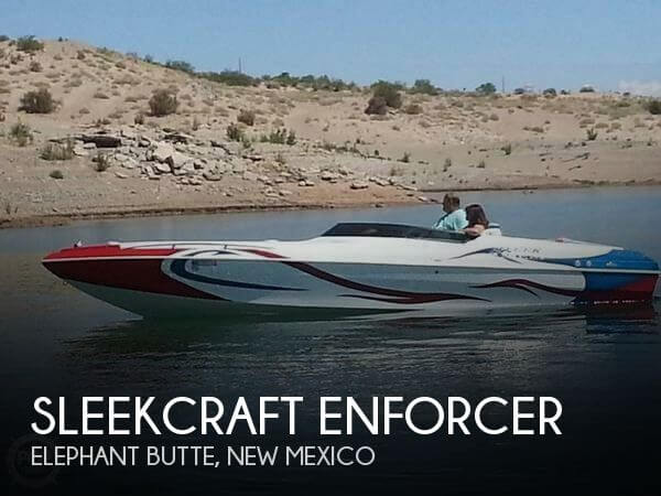 Sleekcraft Enforcer 2006 Sleekcraft Enforcer for sale in Elephant Butte, NM