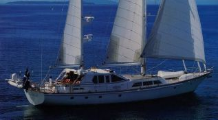 Alloy Yachts 102 Ketch