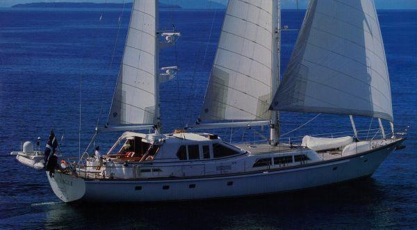 Alloy Yachts 102 Ketch Alloy Yachts 102 Ketch