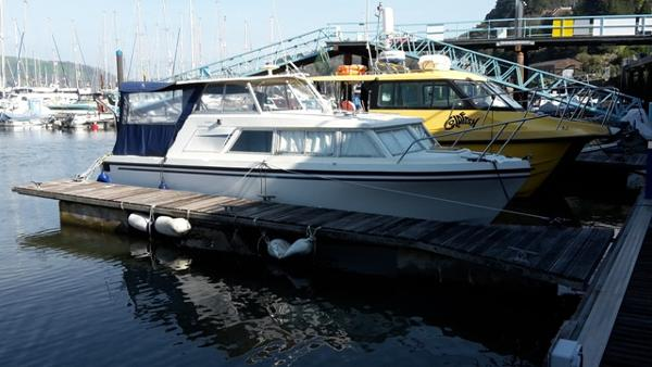 Marine Projects Pilgrim 25 Pilgrim 25