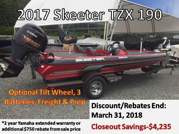 Skeeter 190 Tzx