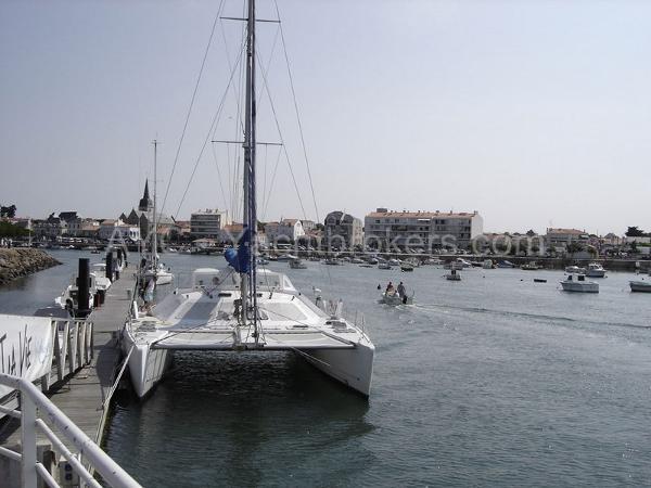 Custom CATAMARAN 48' VPLP AYC Yachtbrokers - Catamaran 48' VPLP