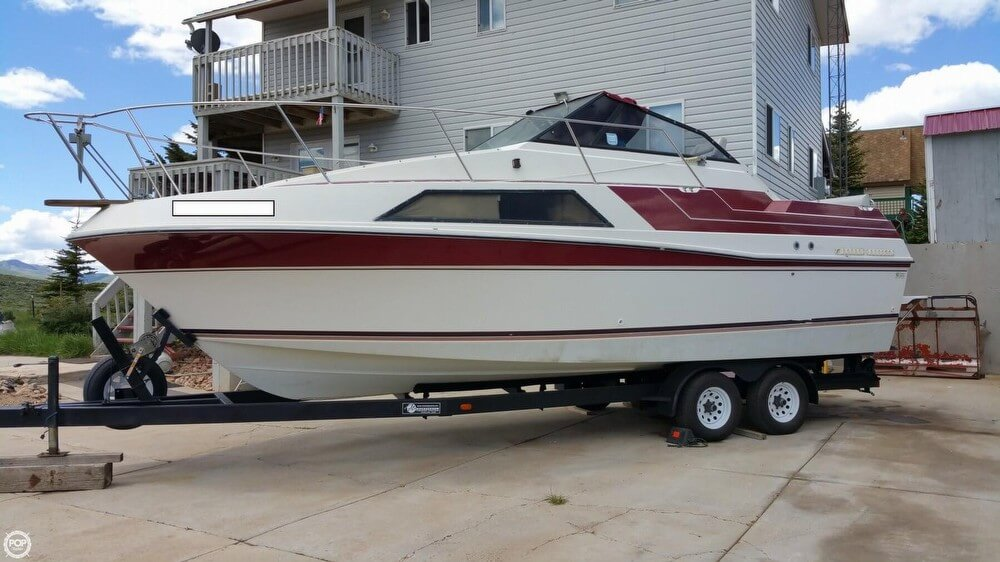 Carver 279 Montego Cruiser 1987 Carver 279 Montego Cruiser for sale in Strawberry, UT