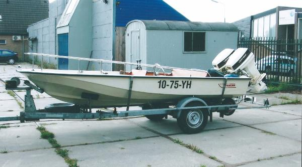 Boston Whaler 15 Super Sport Boston Whaler Super Sport 15 1989