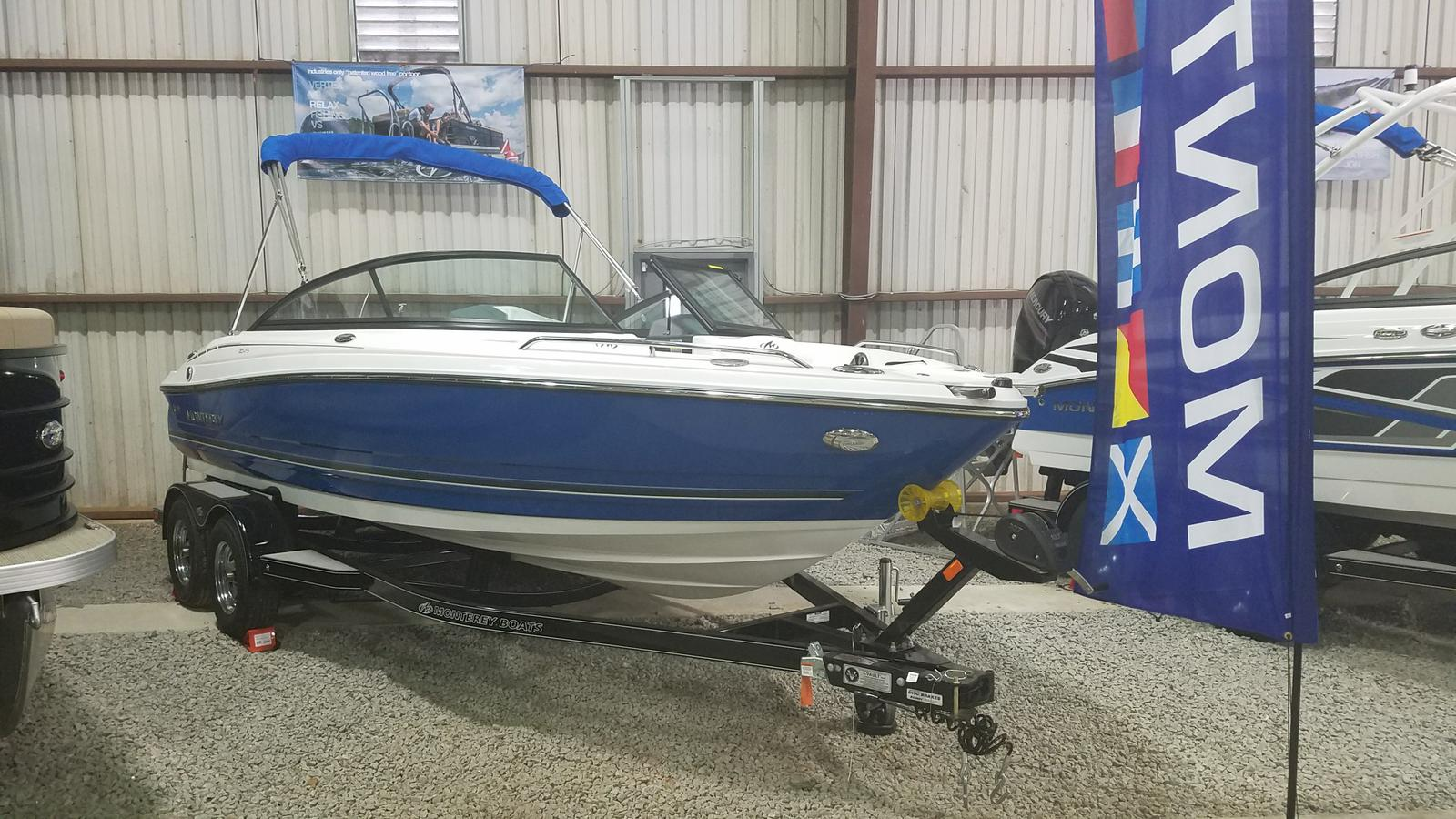 Monterey 204FS Bowrider