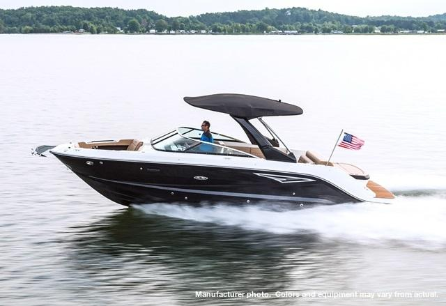 Sea Ray 280SLX