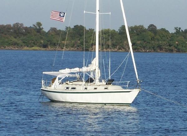 Ericson 38 Southern Yankee