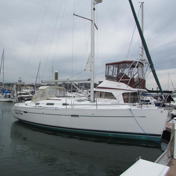 Beneteau 343 Starboard