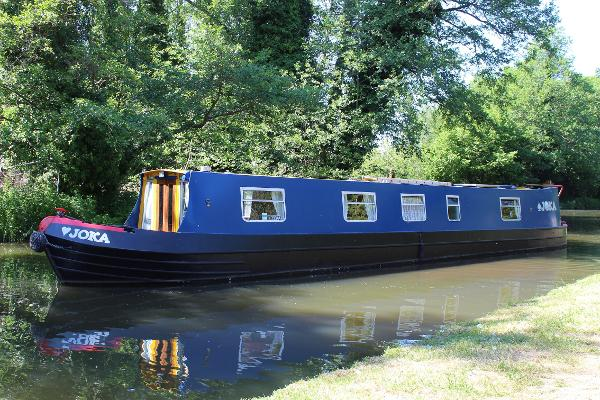 Colecraft 50' Semi Trad Narrowboat