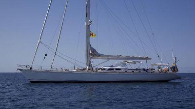 Sangermani Custom Farr 92 Sangermani Farr 92 sailing yacht for sale