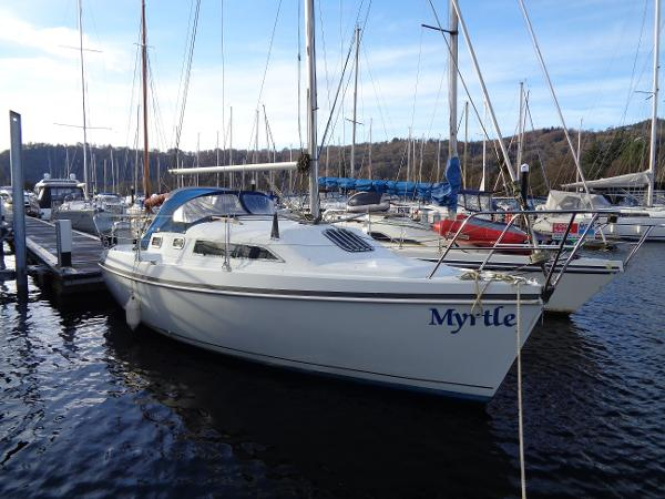 Hunter Ranger 265 Hunter Ranger 265 - Myrtle