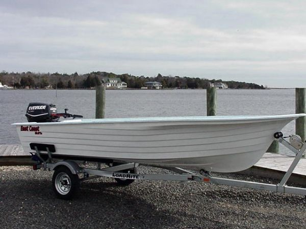 "East Coast Skiffs ""NEW"" 1500-OSS (Boat Only) Photo 1"