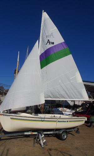 American Sail 18