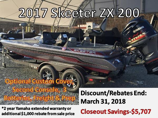 Skeeter ZX 200