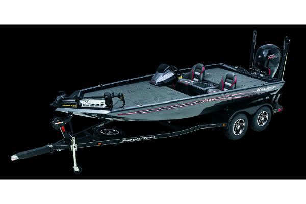 Ranger RT198P Fishing Package Manufacturer Provided Image