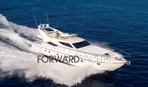 Ferretti Yachts 620 Ferretti620