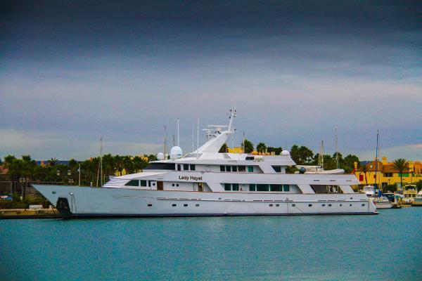 Picchiotti Custom Yacht