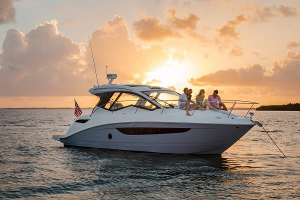 Sea Ray Sundancer 350 Coup