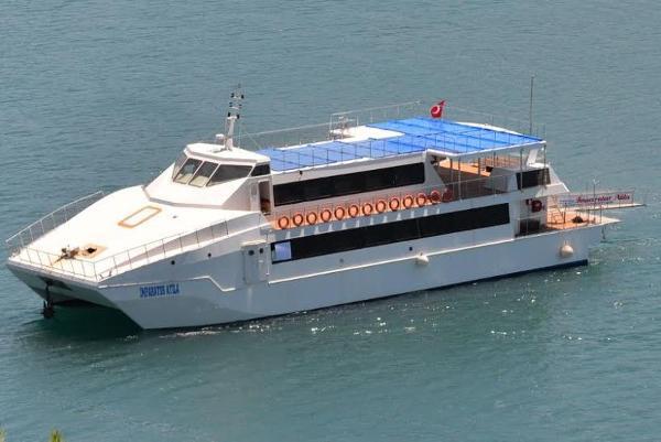 Custom Fast Passenger Ferry