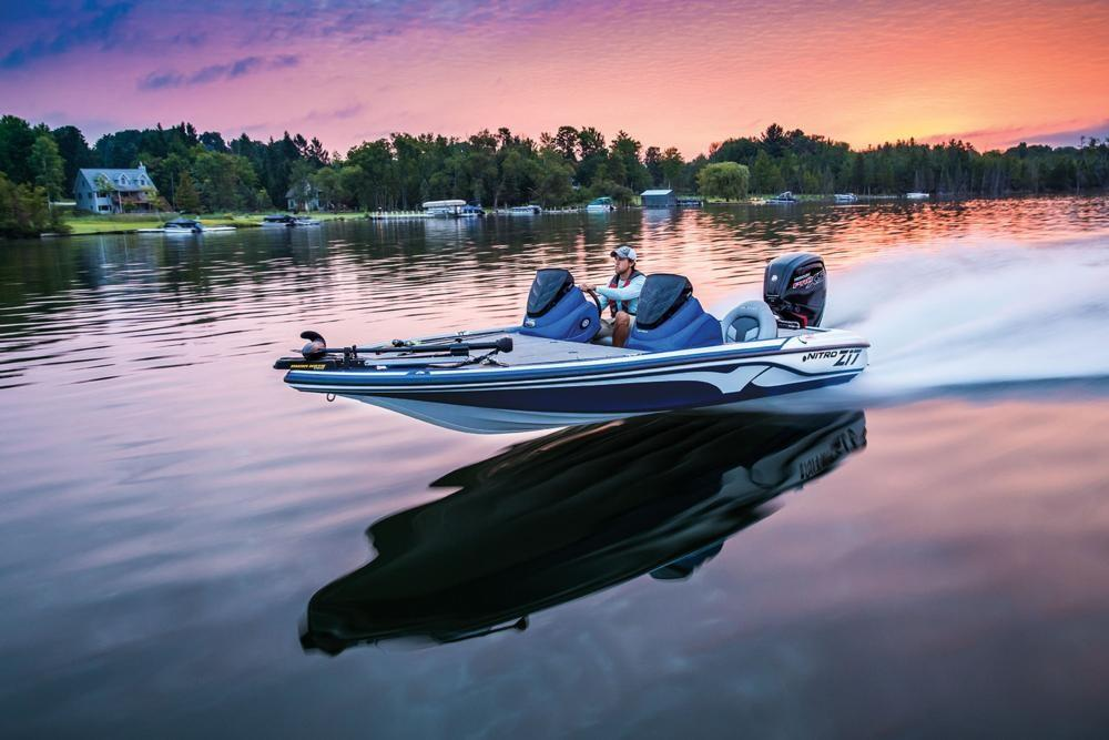 Nitro Boat image