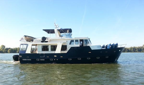 Tavros 57 Trawler