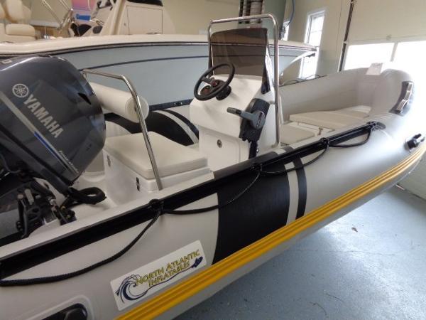 North Atlantic Inflatables RIB 420