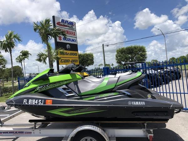 Yamaha Boats FX® SVHO™