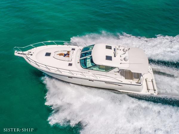 Tiara 4400 Sovran motor boat Tiara 4400 Sovran for sale