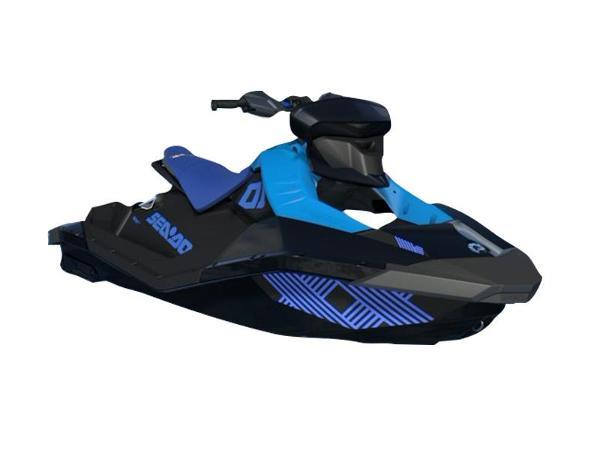 Sea-Doo Spark® Trixx™ 2-up Rotax® 900 H.O. ACE™ iBR with Audio
