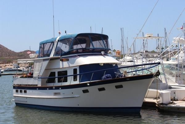 DeFever Long Range Trawler 44' Defever Long Range Trawler 1988