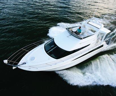Carver 43 Motor Yacht Manufacturer Provided Image