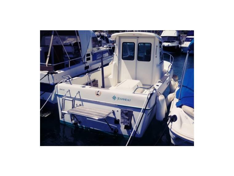 Jeanneau JEANNEAU MERRY FISHER 605 FJ44308