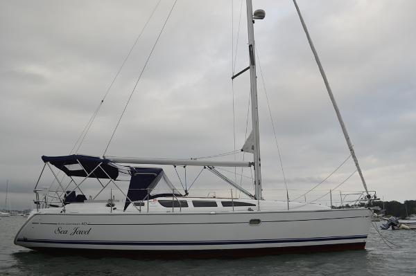 Jeanneau Sun Odyssey 40.3 At the Mooring