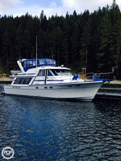 Bayliner 4550 1986 Bayliner 4550 for sale in Bayview, ID