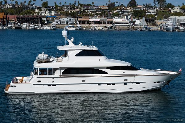 "Horizon Skylounge Motoryacht 82' Horizon ""BIG DADDY"""