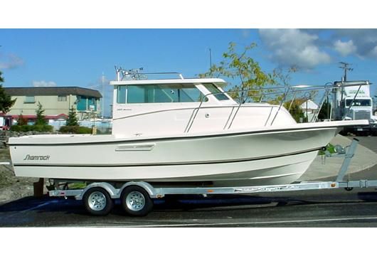 Shamrock 260 Mariner Manufacturer Provided Image
