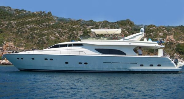 Ferretti Yachts 80 Photo 1
