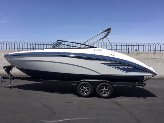 Yamaha Boat SX 240