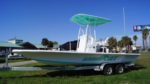 Gulf Coast Bay Saber Cat 25'