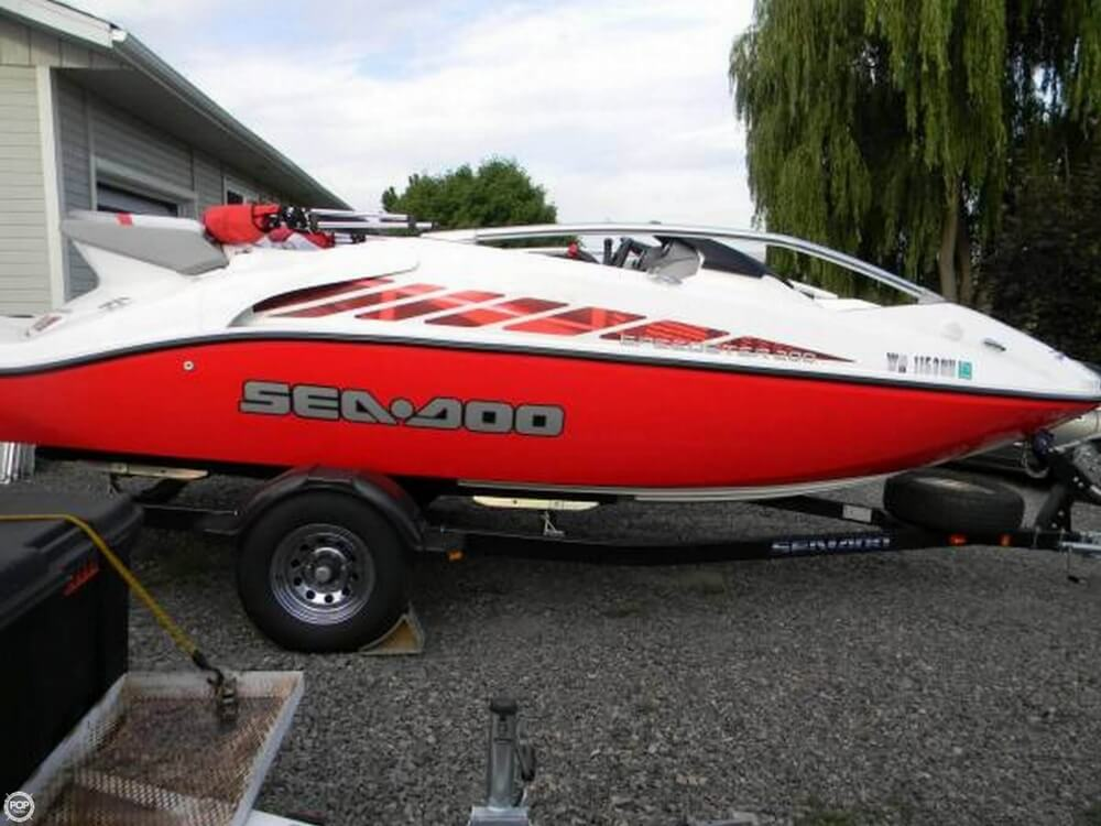 Sea-Doo Speedster 200 2005 Sea-Doo SPEEDSTER 200 for sale in Selah, WA
