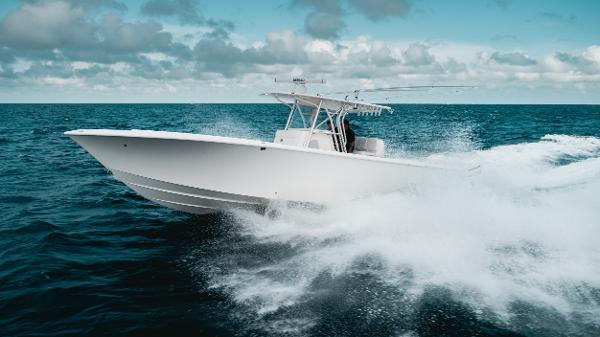 SeaVee 370z Port Profile 2