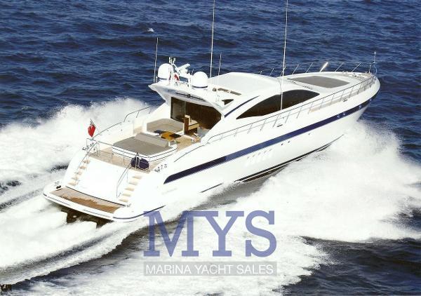 Mangusta MANGUSTA 92 Overmarine Mangusta 92 (4)