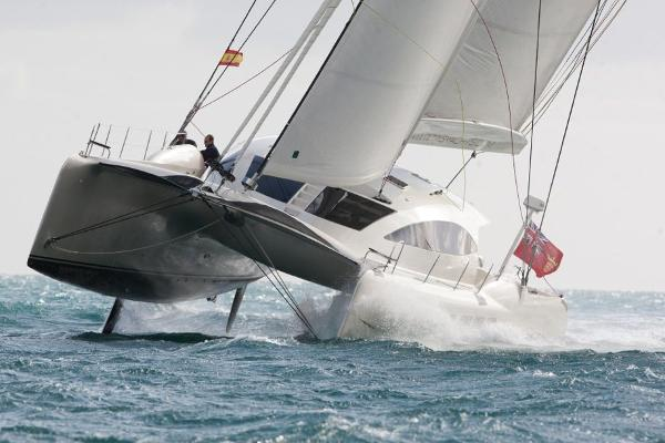 Catamaran Tag 60 XR