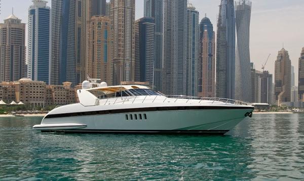 Mangusta 80 Open Motor Yacht